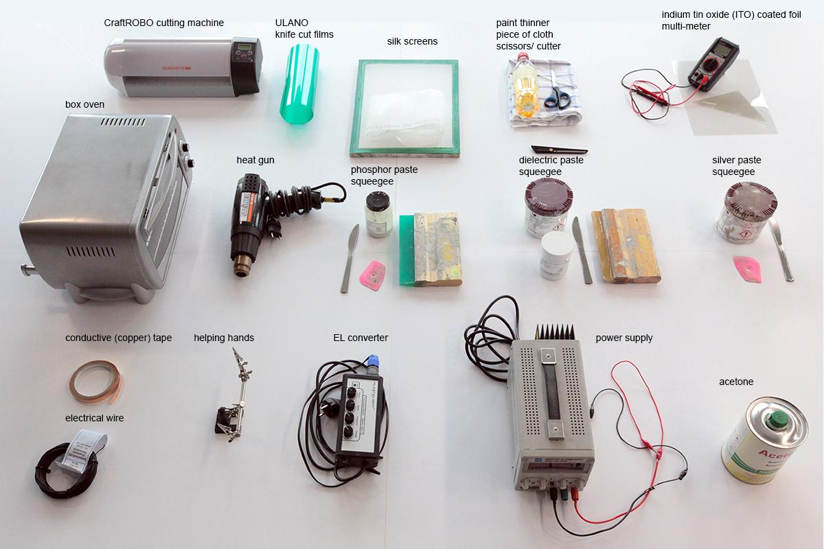 Electroluminescent Displays – materiability